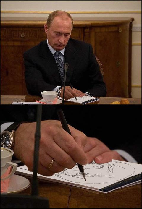 オソロシア,プーチン大統領,厳選,コラ画像,まとめ029