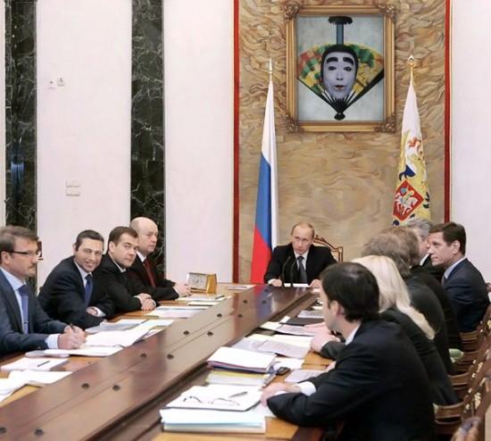 オソロシア,プーチン大統領,厳選,コラ画像,まとめ045