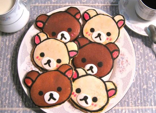 これはすごい,クマ,ご飯,アート画像,まとめ004