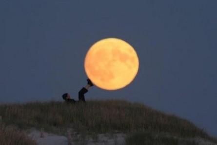 美しすぎる,月,アート写真,まとめ005