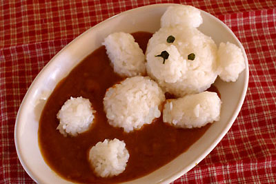 これはすごい,クマ,ご飯,アート画像,まとめ006