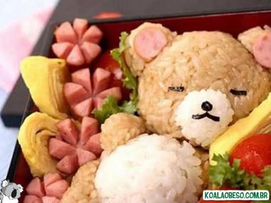 これはすごい,クマ,ご飯,アート画像,まとめ009