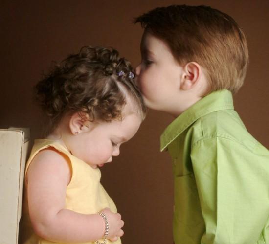 ほっこり,子供,キス,画像,まとめ012