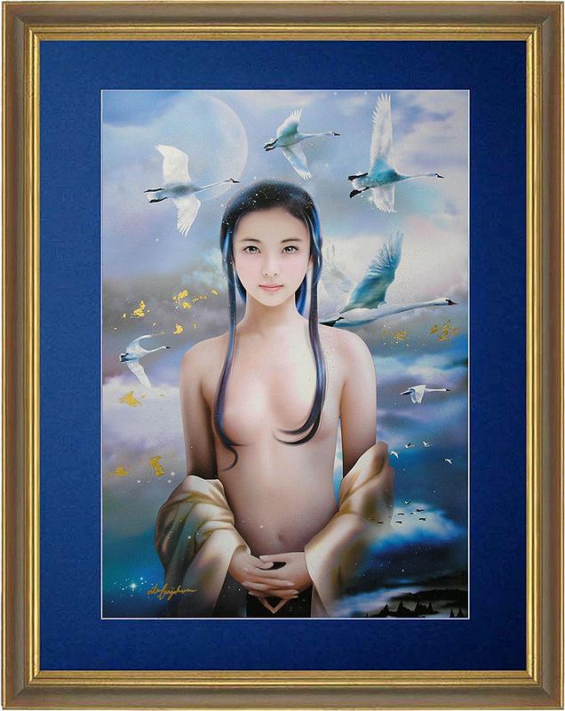 絵画,美少女,美女,画像,まとめ048