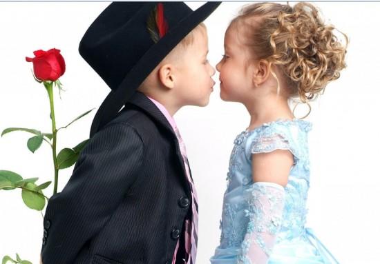ほっこり,子供,キス,画像,まとめ064