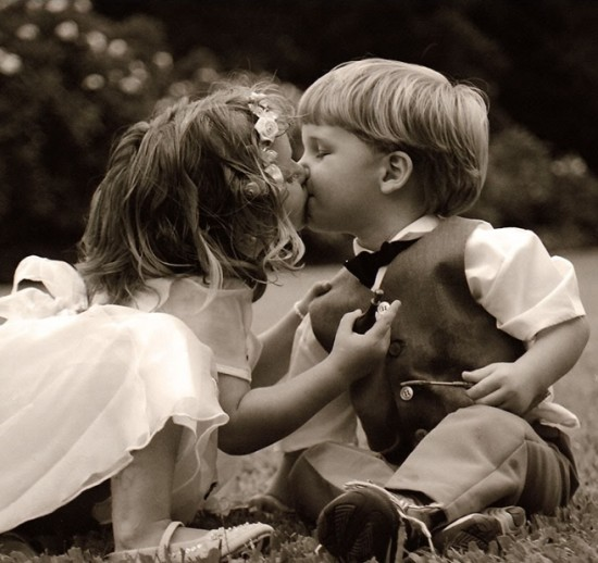 ほっこり,子供,キス,画像,まとめ066