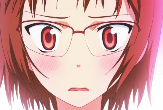 可愛い,二次,虹,メガネっ子,画像,まとめ,アニメ362