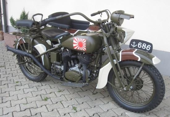 カッコいい,ミリタリーバイク,画像,まとめ004