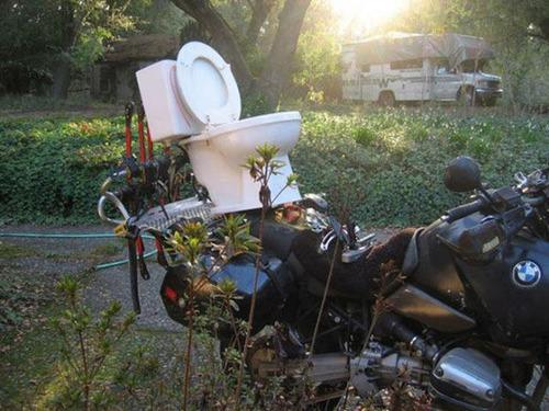 限界,バイク,荷物,積んでいる,おもしろ画像,まとめ018