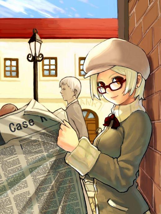 二次,虹,メガネっ子,メガネ,眼鏡,めがね,megane,画像,まとめ045