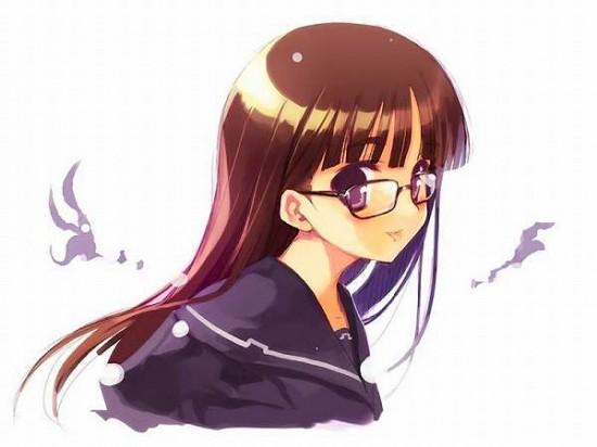 二次,虹,メガネっ子,メガネ,眼鏡,めがね,megane,画像,まとめ265