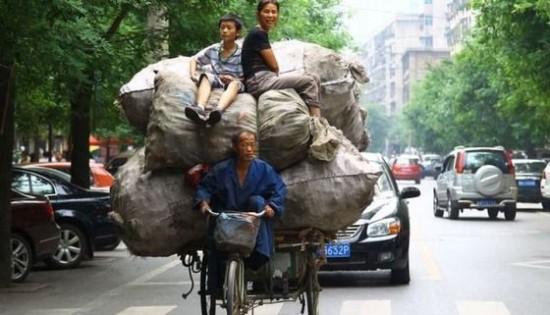 荷物,積み過ぎ,ハラハラ,画像,まとめ002