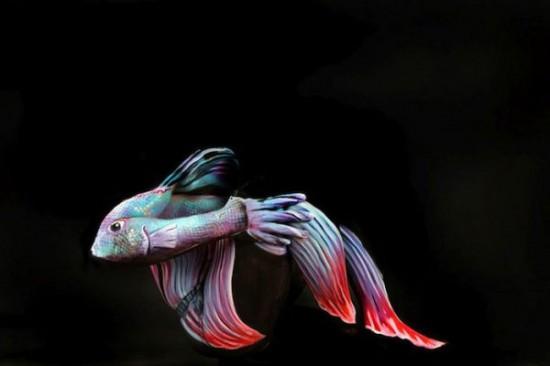 これはすごい,二度見,人体アート,画像,まとめ006