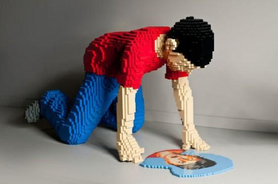 LEGO,これはすごい,レゴアート,画像,まとめ010