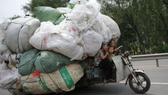 荷物,積み過ぎ,ハラハラ,画像,まとめ012