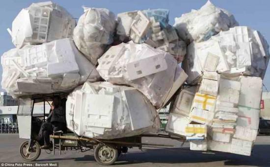 荷物,積み過ぎ,ハラハラ,画像,まとめ020