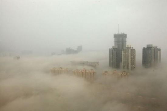 これはひどい,中国,大気汚染,画像,まとめ022