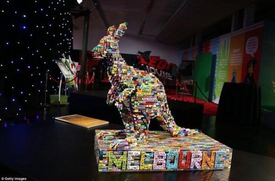 凄すぎる,LEGO,アート,画像,まとめ023