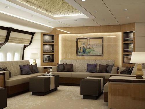 これはすごい,豪華,飛行機,内装,画像,まとめ026