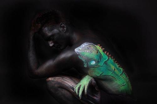 これはすごい,二度見,人体アート,画像,まとめ028