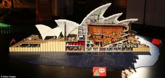 凄すぎる,LEGO,アート,画像,まとめ029