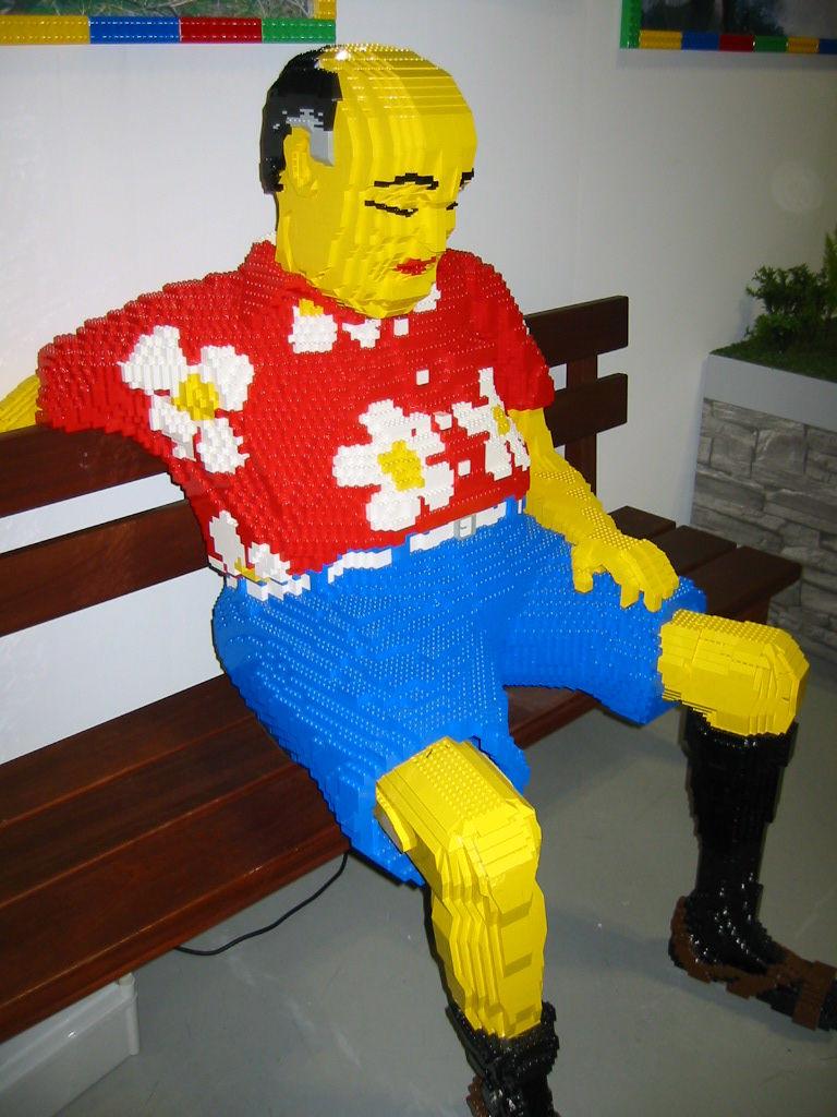 凄すぎる,LEGO,アート,画像,まとめ031