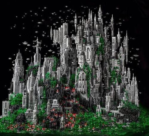 凄すぎる,LEGO,アート,画像,まとめ037