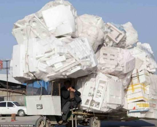 荷物,積み過ぎ,ハラハラ,画像,まとめ044