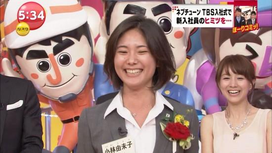 TBS,女子アナ,小林由未子,激カワ,厳選,画像,まとめ006