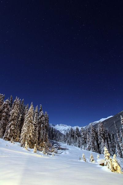 絶景,思わず見とれてしまう,冬,雪景色,画像,まとめ003