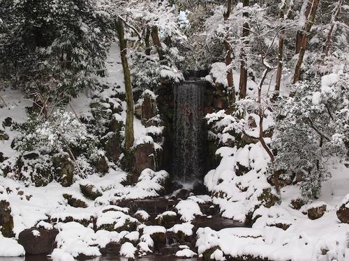 絶景,思わず見とれてしまう,冬,雪景色,画像,まとめ006