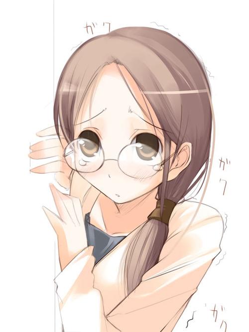 二次,虹,眼鏡っ子,メガネ,めがね,画像,厳選,貼っていく012
