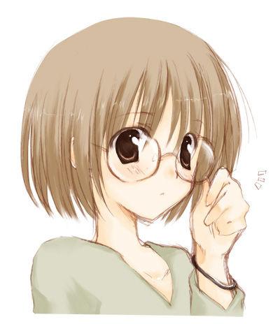 二次,虹,眼鏡っ子,メガネ,めがね,画像,厳選,貼っていく014