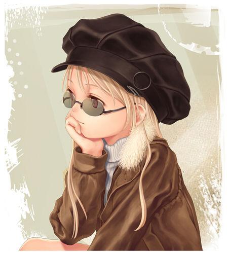 二次,虹,眼鏡っ子,メガネ,めがね,画像,厳選,貼っていく018