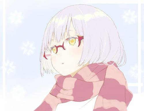 二次,虹,眼鏡っ子,メガネ,めがね,画像,厳選,貼っていく024