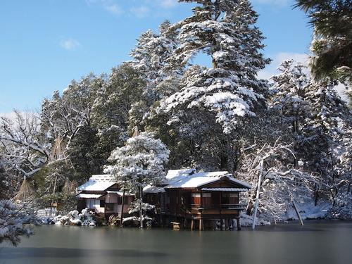 絶景,思わず見とれてしまう,冬,雪景色,画像,まとめ024