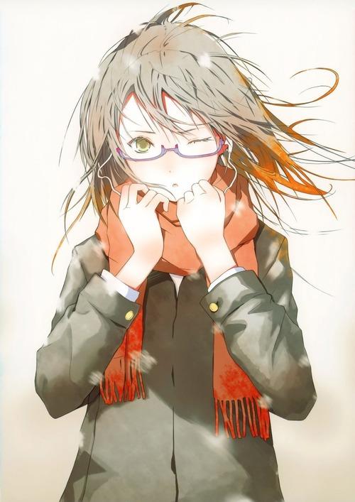 二次,虹,眼鏡っ子,メガネ,めがね,画像,厳選,貼っていく108