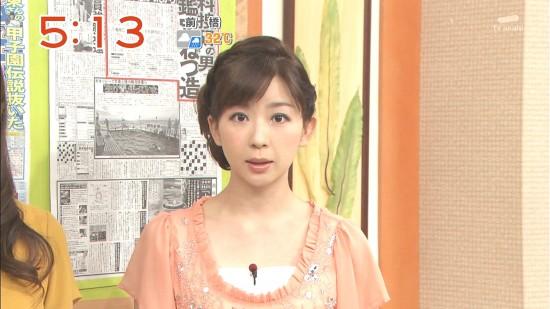 松尾由美子,テレ朝,女子アナ,激カワ,厳選,画像,まとめ015