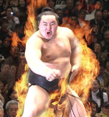 笑ったら負け,相撲,コラ,おもしろ画像002