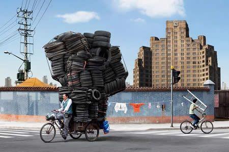 荷物,積み過ぎ,怖い,画像,まとめ003