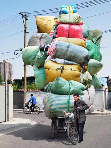荷物,積み過ぎ,怖い,画像,まとめ007