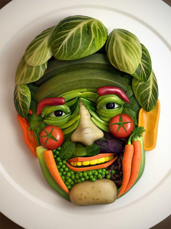 これはすごい,衝撃,食べ物アート,画像,まとめ008