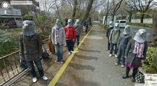 グーグルストリートビュー,google,おもしろ画像,まとめ014