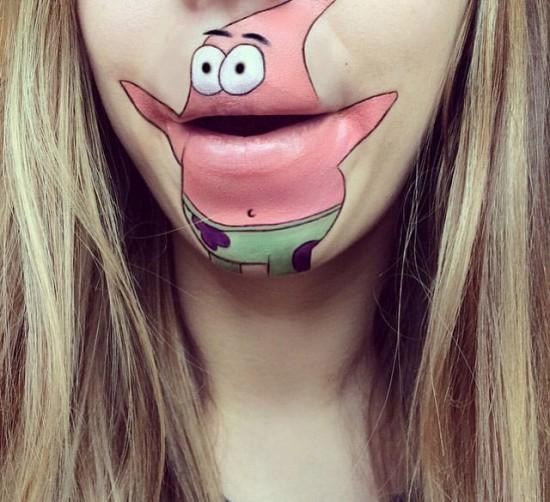 女の子,唇,キャラクター,アート,画像,まとめ020
