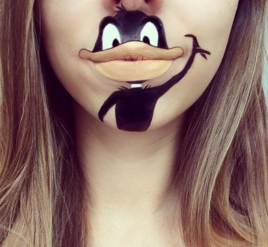 女の子,唇,キャラクター,アート,画像,まとめ026