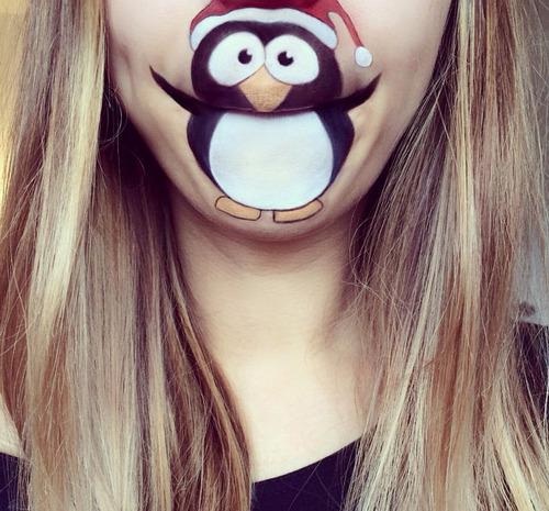 女の子,唇,キャラクター,アート,画像,まとめ028