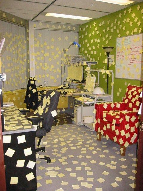 これはすごい,オフィス,イタズラ,画像038