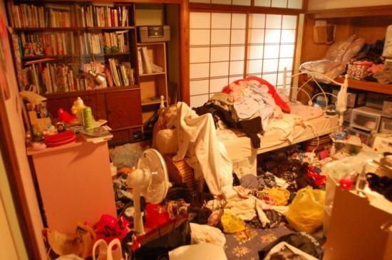 これはひどい,絶望,汚部屋,画像038