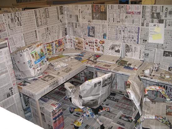 これはすごい,オフィス,イタズラ,画像044