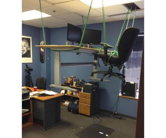 これはすごい,オフィス,イタズラ,画像054